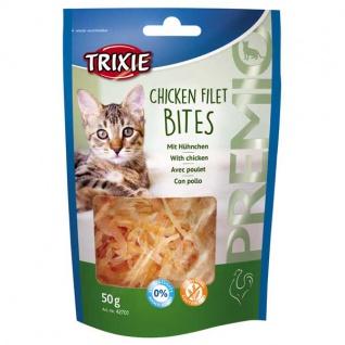 Trixie Premio Filet Bits light Hühnchen 50g