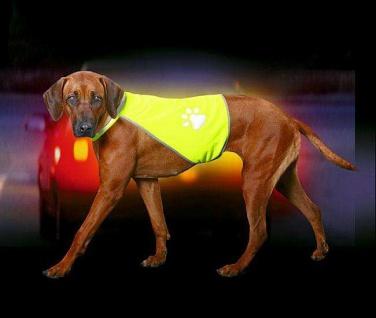 Karlie SAFETY-DOG Sicherheitsweste - Gelb