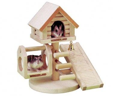 Karlie Baumhaus aus Echtholz