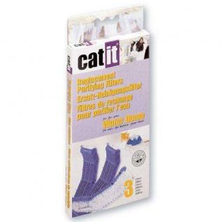 CATIT Ersatz-Reinigungsfilter für Catit Waterfountain