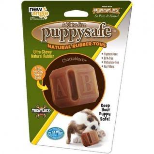 New Angle PuppySafe Chockablock aus 100% natürlichem Kautschuk
