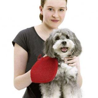 Karlie Perfect Care Brush & Clean Pflegehandschuh