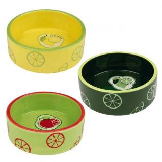Trixie Keramiknapf Fresh Fruits - 0, 8 L