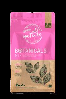 Bunny Botanicals Mid Mix mit Spitzwegerich & Rosenblüten