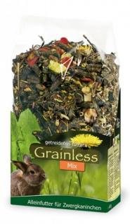 JR Grainless Mix Zwergkaninchen 650g
