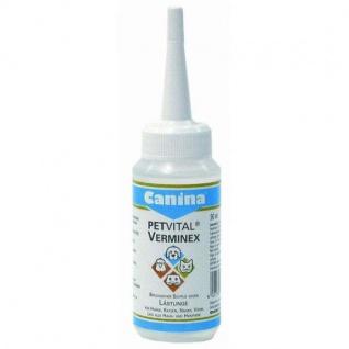 Canina Pharma PETVITAL Verminex 50 ml