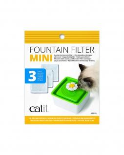 3er-Filterpack für Mini-Blumentrinkbrunnen