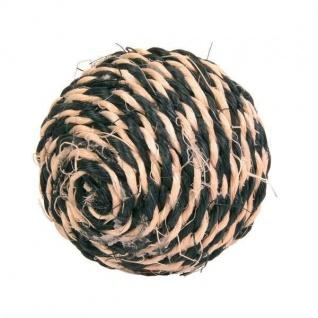 Trixie Sisal-Ball mit Catnip - 6 cm