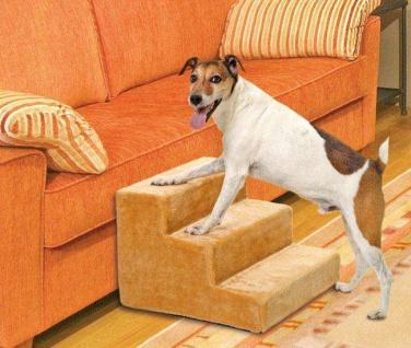 Karlie Hundetreppe EASY STEP - Beige, 41x29, 5x43cm