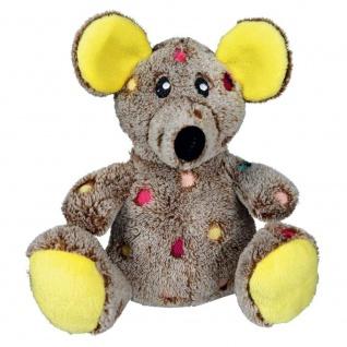 Trixie Plüschspielzeug Maus - 17 cm