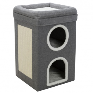 Trixie Kratztonne Cat Tower Saul