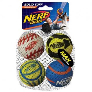 NERF DOG Tennis Balls megastark