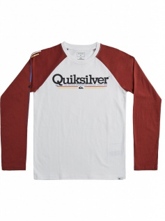 Quiksilver Tropical Lines Ls Yth