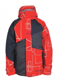 686 Mannual Geometry Insulated Jacket