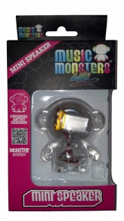 Music Monsters Hollow Mm