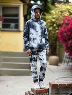Volcom Youth Iconic Stone Pullover