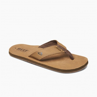 Reef Leather Smoothy Guys Sandals