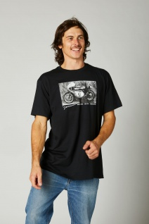 Fox Backbone Ss Tech Tee
