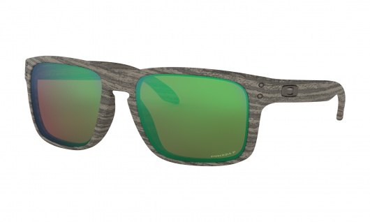 Oakley Holbrook Woodgrain Collection Prizm Polarized