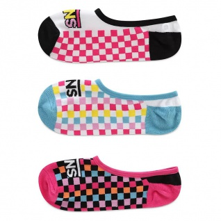 Vans My Classics Canoodle Socks 3pack - One Size