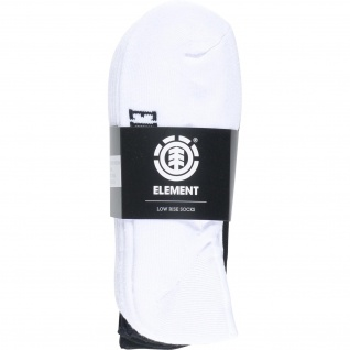 Element Low-Rise Socks 5 Pack - One Size