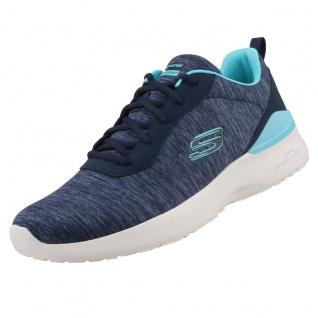 Skechers Damen Sneaker SKECH-AIR DYNAMIGHT PARADISE WAVES Blau/Türkis