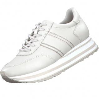 TAMARIS Damen Plateau Sneaker Ivory/Beige