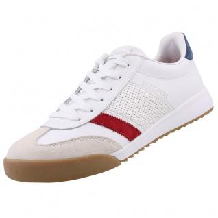 Skechers Damen Sneaker ZINGER 2.0 FRESH Weiß/Rot