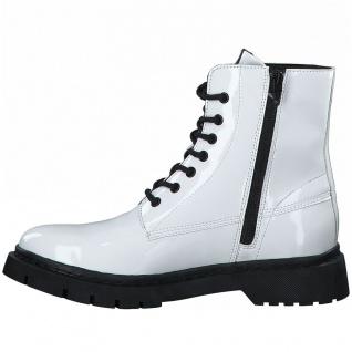 Tamaris Damen Stiefel Weiß - Vorschau 2
