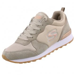 Skechers Damen Sneakers OG 85 Goldn Gurl Beige