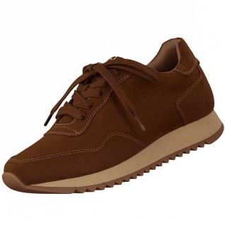 TAMARIS Damen Sneaker Braun