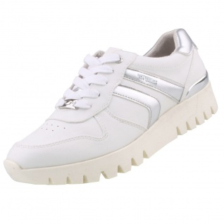 TOM TAILOR Damen Keil-Sneaker Weiß