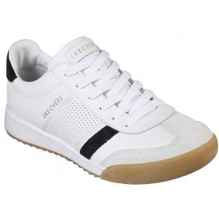 Skechers Damen Sneaker ZINGER 2.0 FRESH Weiß/Schwarz