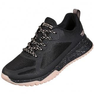 Skechers BOBS Damen Sneaker SQUAD 3 STAR FLIGHT Schwarz