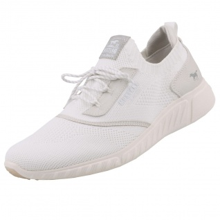 Mustang Damen Sneaker Weiß