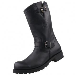 Sendra Biker Boots13416 Schwarz