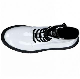 Tamaris Damen Stiefel Weiß - Vorschau 3