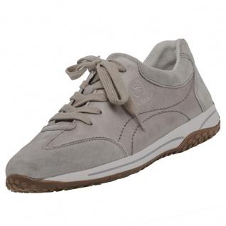 GABOR Comfort Damen Sneaker Grau