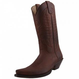 Sendra Boots Cowboystiefel 2073 Braun