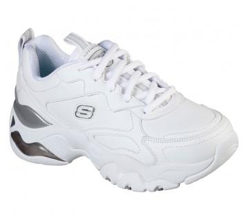 Skechers Damen Sneaker D´Lites 3.0 AIR GOLDEN RULES Weiß