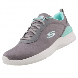 Skechers Damen Sneaker SKECH-AIR DYNAMIGHT PARADISE WAVES Grau/Mint