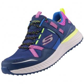 Skechers Damen Sneakers TR ULTRA RIVER CREEKS Blau/Lila/Gelb