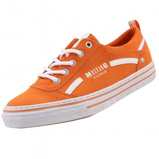Mustang Damen Sneaker Orange