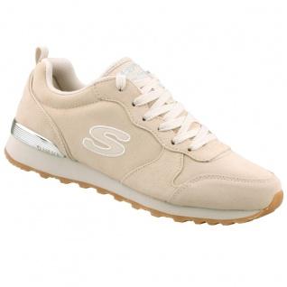 Skechers Damen Sneakers OG 85 SUEDE EAZE Beige
