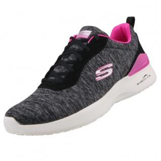 Skechers Damen Sneaker SKECH-AIR DYNAMIGHT PARADISE WAVES Schwarz/Pink