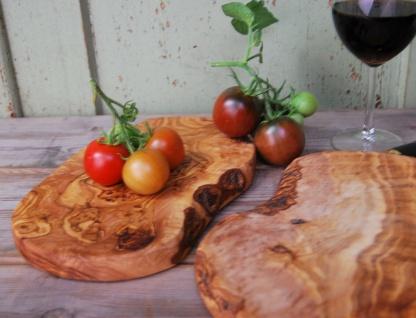 Natur Untersetzer aus Olivenholz Glasuntersetzer Holz Brett Topfuntersetzer