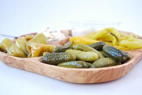 4er Schale Dipschale aus Olivenholz 4er Fach Holzschale Olivenschale Nußschale