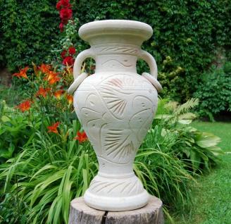 Amphore 55Cm - Vase aus Terrakotta für Garten & Haus