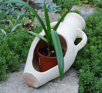 Römische Amphore 40 Cm - Antike Krug Blumentopf Vase aus Terrakotta Terracotta
