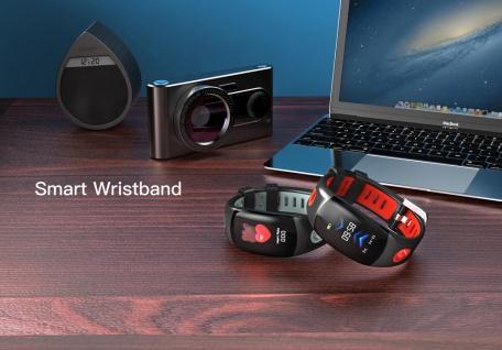 JBC Fitness Smart Band/Smartwatch/Schrittzähler/Routenverlauf/Pulsmesser/Kalorienverbrauch